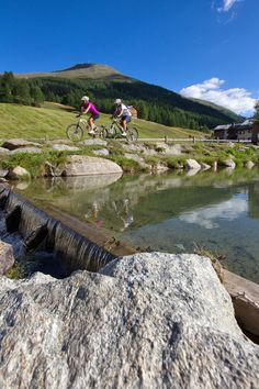 #Livigno paradiso delle #mountainbike! ** Livigno paradise of #MTB !