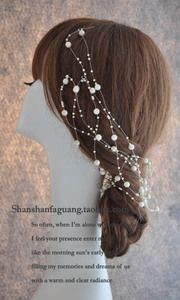$3.10 pearl hairpins for wedding from zzkko.com