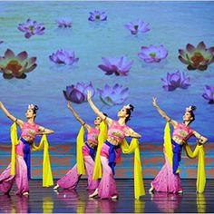 Classical Chinese Dance And Orchestral Group Shen Yun Performs At The Academy Of Music February 22-23