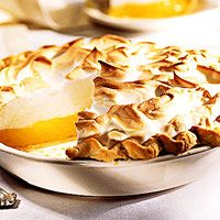 Lemon Meringue Pie - this is the recipe my mother always used!!!!  Worth the work and Daddy LOVED it!!!