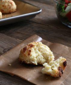 Gluten Free Cornmeal Drop Biscuits