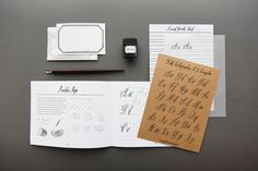 Belle Calligraphy : Materials and Instruction for Modern Script by Maybelle Imasa-StukulsMore