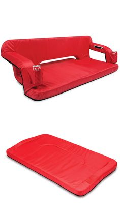 Reflex Travel Couch Red