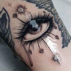 70 ideas eye tattoo realistic small - 70 ideas eye tattoo realistic small You are in the right place about 70 ideas eye tattoo realistic s - Pretty Tattoos, Love Tattoos, Unique Tattoos, Beautiful Tattoos, Body Art Tattoos, New Tattoos, Tattoos For Women, Ladies Tattoos, Gypsy Tattoos