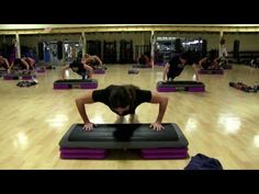 Cathe Friedrich's Body Blast Boot Camp Live Workout - YouTube