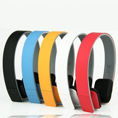 Fashion Stereo Bluetooth Earphones