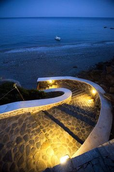 Luxury Waterfront House in Rhodes Rhodes Beaches, Rhodes Hotel, Wedding Venues Beach, Wedding Ideas, Villa With Private Pool, Wedding Abroad, Beach Villa, Waterfront Homes, Rhodes