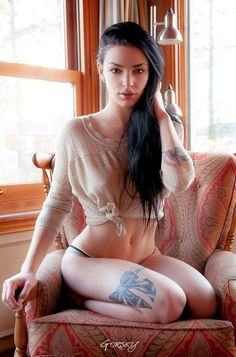 Melodie Guibeau Visit the InkedFemales website at http://inkedfemales.com or follow us on Twitter @InkedFemales