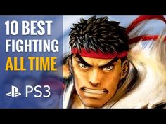 Top 10 Best PS3 Fighting Games of All Time - YouTube