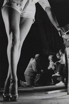 Federico Patellani - Untitled (Legs), 1950