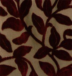 Velvet Leaf Ruby  Item no.: VEFRUY  Velvet Leaf Ruby  View More Images:   1  Price: $24.98