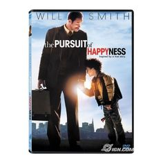 The Pursuit of Happyness DVD ❤ liked on Polyvore featuring movies and dvds