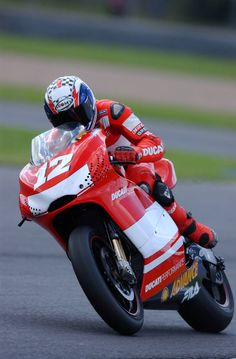 Troy Bayliss was second fastest in Donington first qualifying.