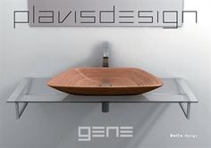 Wood Washbasin3 By Gene