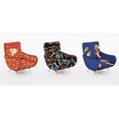 Cool Chairs For Room * Funky & Colourful Velvet Furniture, Furniture Care, Contract Furniture, Armchairs, Sofas, Sofa Next, Retro Armchair, Velvet Material, Art Uk
