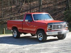 1984 Ford F-150 Review - http://whatmycarworth.com/1984-ford-f-150-review/