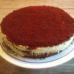 Dronning Maud kake til helgen – Fru Haaland Norwegian Cake Recipe, Pudding Desserts, Christmas Baking, I Love Food, Nom Nom, Cake Recipes, Bakery, Deserts, Food And Drink