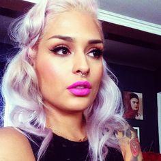 Lora Arellano @lora_arellano | Websta (Webstagram)  Melt lipsticks