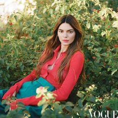 Kendall Jenner Photoshoot, Kendall Jenner Outfits, Kendall Jenner Wallpaper, Uk Fashion, Fashion News, Fashion Models, Textiles Y Moda, New York Beauty, Vogue Brazil