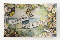 WT-1032-959 A Friend Is A Gift