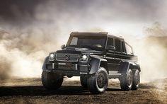 2014 Brabus Mercedes-Benz B63S 700 6x6