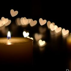 Dim the lights and light a few candles. This is all we intend to do today.  Well not the only thing...