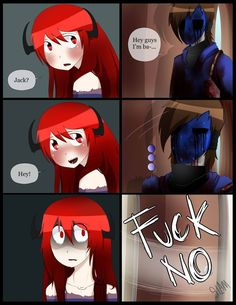 I eat pasta for breakfast pg 142 by chibi-works The Puppeteer Creepypasta, Lazari Creepypasta, Creepypasta Cute, Liu Homicidal, Creepy Pasta Comics, My Best Friend's Birthday, Creepy Pasta Family, Eyeless Jack, Laughing Jack