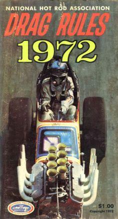 Vintage Drag Racing - 1972
