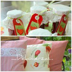 Ein Dekoherzal in den Bergen: Lecka MARMALADE....... Marmalade, Bergen, Den, Gift Wrapping, Gifts, Cushion, Gift Wrapping Paper, Presents, Wrapping Gifts