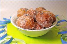Frittelle con uvetta, ricetta di Carnevale