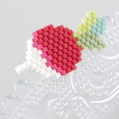 Diagramme radis en perles Miyuki par Mon petit bazar