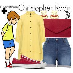 Disney Bound - Christopher Robin