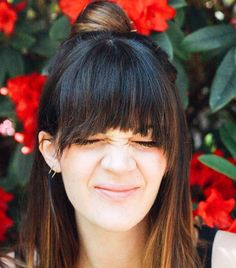 Having a tough time looking after your fringe? Here's how to tame that unruly part of your hair.