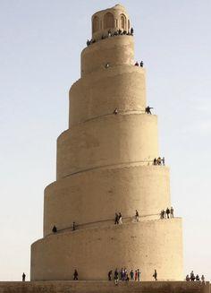 Minarete de Samarra (Irak)