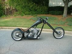 custom harley ( orange county chopper in sydney australia ! This photo was uploaded by petercall Big Dog Motorcycle, Chopper Motorcycle, Bobber Chopper, Motorcycle Design, Motorcycle Quotes, Harley Davidson Images, Harley Davidson Trike, Custom Choppers, Custom Motorcycles