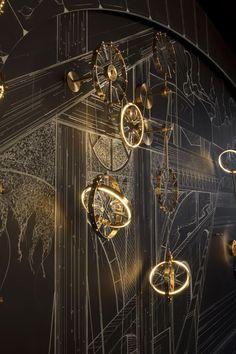 Image result for steampunk stage set designs