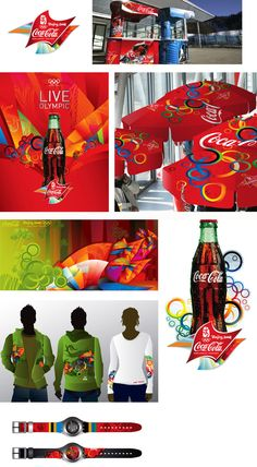 Coke in China | Iconologic developed the Look of the Games for Coca-Cola's sponsorship of the 2008 Beijing Olympic Games. The Look expresses the idea of 10,000 possibilities, and manages to be at once uniquely Chinese, distinctively Olympic and totally Coca-Cola.