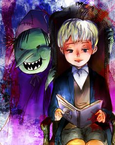 Let me read you a story~