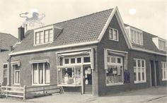 Het pand Buygersstraat noordzijde nr.15, hoek Sportlaan.