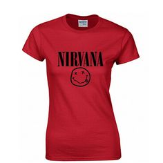 Nirvara Fashion Print 100% Cotton Women's T-shirt