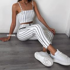 Shop for trendy swimwear, clothing and accessories for women at affordable prices Fashion Mode, Teen Fashion Outfits, Mode Outfits, Look Fashion, Fall Outfits, Summer Outfits, Womens Fashion, Tumblr Fashion, Feminine Fashion