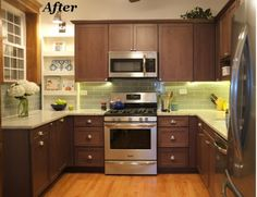 interesting cultivate kitchen like color of cabineys - Condo Kitchen Remodel Ideas