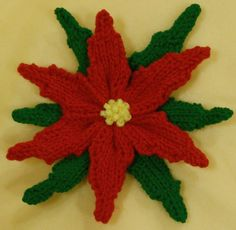 The poinsettia, or flower of the Holy night, is based on a Mexican legend which you can read about here . While technically not a flower, i...