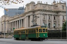 Melbourne, Australia, is home to the world's largest tram network.