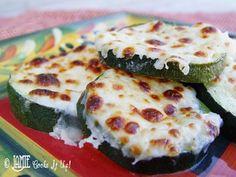 Baked Zucchini with Mozarella
