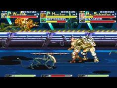Alien vs Predator Arcade - 3 players Playthrough