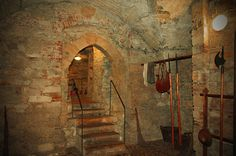 Guided tour: Underground chambers of the Old Town Hall, beneath the Astronomical Clock in Prague, Czech Republic