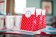 North Pole Baking Party - Holiday, Christmas Party Ideas - Kara's Party Ideas - The Place for All Things Party