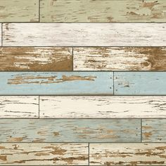 Shop Brewster Home Fashions Brewster Wallcovering Reclaimed Sky Blue Weathered Scrap Wood Wallpaper at Lowe's Canada. Find our selection of wallpaper at the lowest price guaranteed with price match. Look Wallpaper, Brick Wallpaper, Wallpaper Samples, Textured Wallpaper, Peel And Stick Wallpaper, Adhesive Wallpaper, Classic Wallpaper, Wallpaper Online, Contemporary Wallpaper