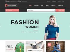 Assyrian - Responsive Fashion Shopify Theme by DevItems LLC
